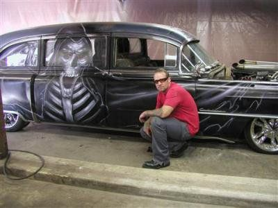 Monster Garage Hearse West Coast Choppers Pinterest West