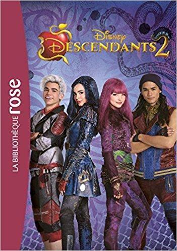Telecharger Descendants Le Roman Du Film 02 Gratuit Descendants Trends International Film