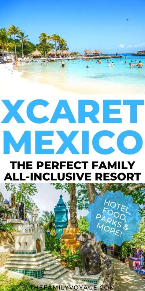Hotel Xcaret, Mexico with kids: everything you need to know about visiting with a family - The Family Voyage