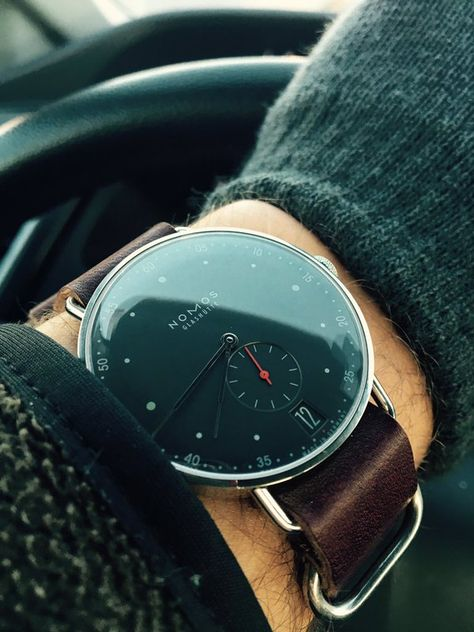 luxury watches Post with 16 votes and 476 views. Shared by Nomos Metro Amazing Watches, Beautiful Watches, Cool Watches, Stylish Watches, Luxury Watches For Men, Patek Philippe, Swiss Army Watches, Vintage Watches, Rolex Datejust