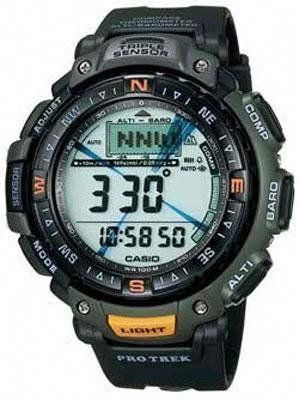 Casio Protrek Prg 40 Achieve Your Workout Goals With The Help Of A Gps Tracker To Measure All Things Exercise Topsmartwatchesonl Casio Protrek Casio Protrek