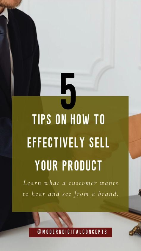 How to effectively sell your product online. Sales tips and tricks. Sell more on social media.