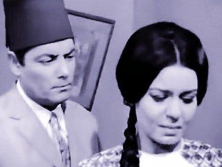 سميرة أحمد وشكري سرحان في لقطة من فيلم قنديل أم هاشم 1968 Classic