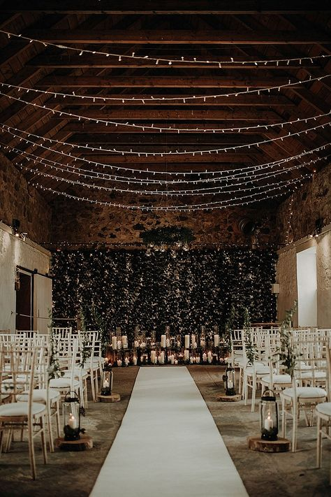 Aimee and Marks Romantic, Organic and Cosy Candles and Foliage Filled Scottish Wedding by Lena and Patrick - Boho Weddin Wedding Goals, Wedding Planning, Dream Wedding, Wedding Blog, Wedding Ideas Uk, Autumn Wedding Ideas, Autumn Wedding Cakes, Different Wedding Ideas, Romantic Wedding Decor