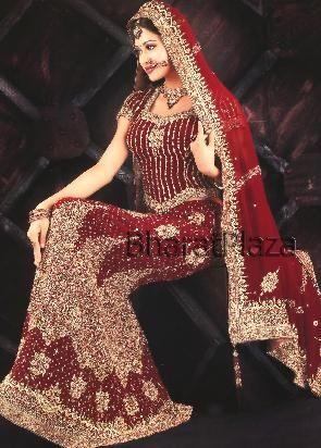 Punjabi bride. Exquisite.