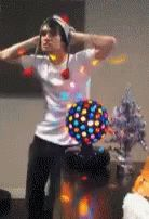 Beebo Brendon Urie GIF - Beebo BrendonUrie Disco - Discover & Share GIFs