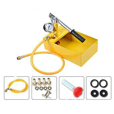 Ad Ebay Url 1pc Durable Aluminum Pressure Test Pump Hydraulic Tester For Sewer Lines Boilers In 2020 Hand Pump Hydraulic Pumps