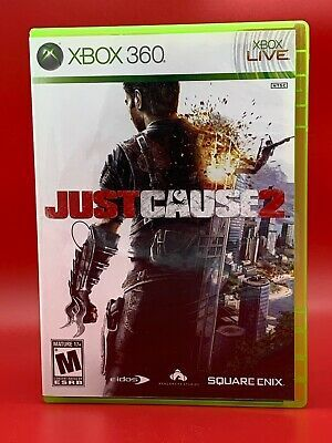 Just Cause 2 Xbox 360 Game Complete Very Good Ii Ebay Xbox 360 Just Cause 2 Xbox