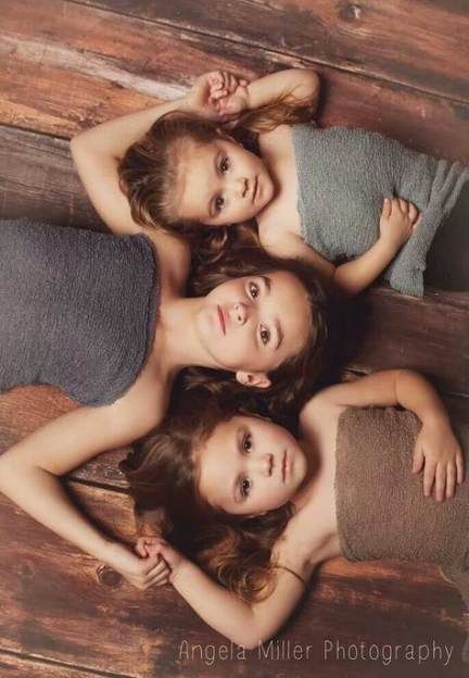 50 Ideas Photography Poses Sibling Girls #photography