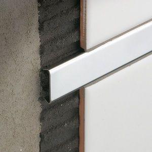 Aluminum Edge Trim For Tiles Outside Corner Roundcorner Ro Profilitec With Images Tiles Door Handles Expansion Joint
