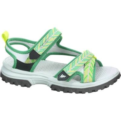 GreenОбувь Нра Quechua Sandals По Mh120 Walking Kids W2YIDH9E