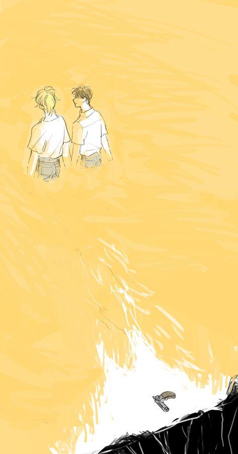 cr: on twt Wallpaper Animes, Fish Wallpaper, Cute Anime Wallpaper, Animes Wallpapers, Manga Anime, All Anime, Anime Guys, Anime Art, Neon Genesis Evangelion
