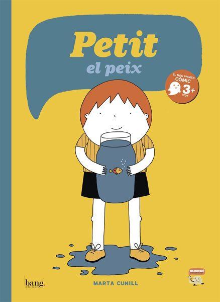 Cunill Marta Petit El Peix C 62 Cun Historieta Infantil Peces Comic