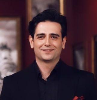 عکسهای امیرحسین آرمان در برنامه دورهمی Iranian Actors Norouz Famous People