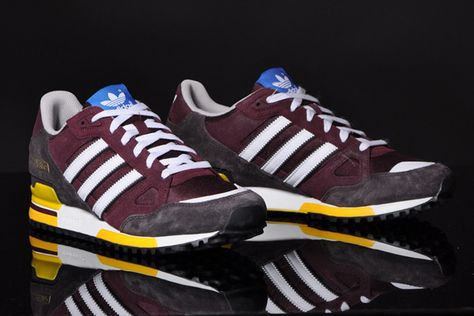 adidas Originals ZX 750: Light Maroon/Night Burgundy