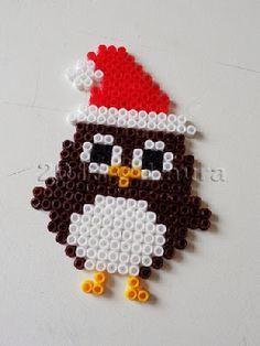 Laura fa: Pyssla - hama beads #beadedcrafts Laura fa: Pyssla - hama beads