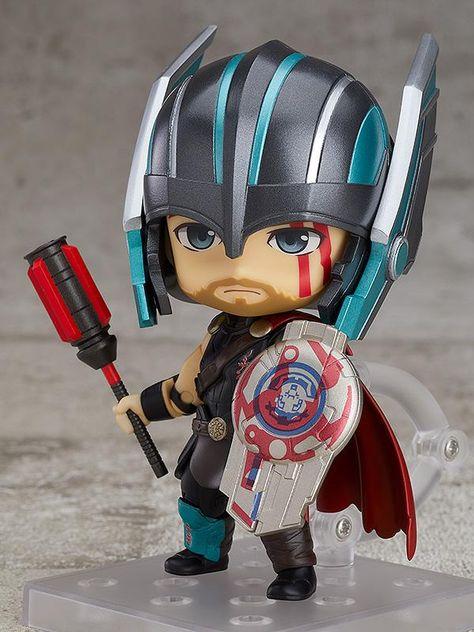 Nendoroid: Thor: Ragnarok - Thor Deluxe Version #863-DX