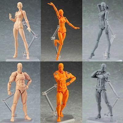 Model Mannequin Sketch Figure Artist Movable Hand Art Limbs Body Drawing