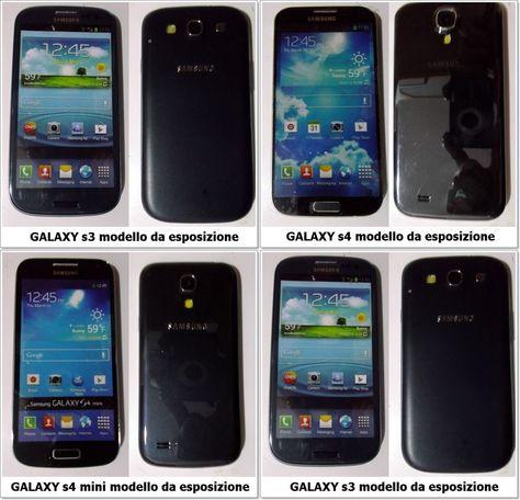 modello cover samsung galaxy s4