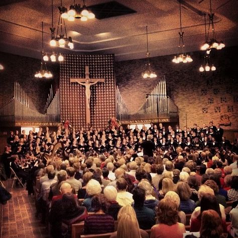 University Chorale's Christmas Chorale Concert | Repinned from George Weng