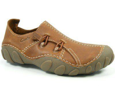 Clarks Schuhe Herren Halbschuhe Slipper Momo Spirit 2
