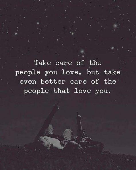 Take Care ❤❤