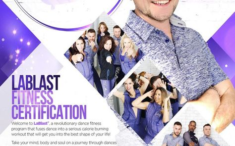 Lablast Dance Fitness Certification Dance Workout Fitness Certification Calorie Burning Workouts