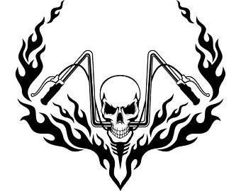 Motorcycle Svg Etsy Motorcycle Logo Harley Tattoos Harley Davidson Decals