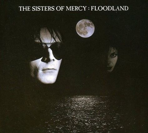 The Sisters Of Mercy - Floodland [Cd] Uk - Import