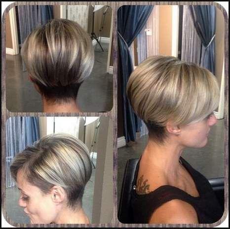 Freche Kurzhaarfrisuren Damen 2018 Einfache Frisuren Frisuren Kurzhaarfrisuren Haarschnitt