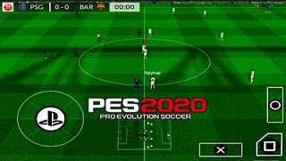 Download First Touch Soccer FTS Mod PES 2020 Apk For android