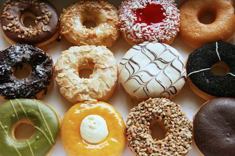 190 Dougnuts ideas   food, desserts, yummy food