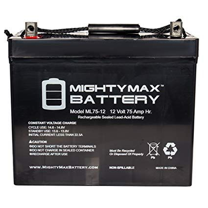 Mighty Max Battery 12V 18AH SLA Battery Replacement for A.P.C SUA2200-4 Pack Brand Product
