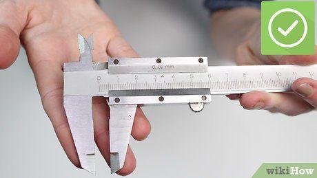 Exercícios Paquímetro com Nônio - Exercises Vernier Caliper
