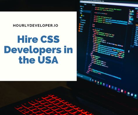Hire CSS Developers in the USA