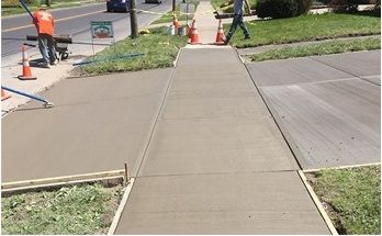 What to Know to Hire the Best Concrete Contractor for Your Driveway -  bigbentruckingltd.over-blog.com | Concrete pathway, Concrete contractor,  Concrete removal