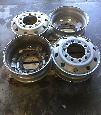 Advertisement Ebay Used 22 5x7 5 10 Lug Aluminum Budd Wheels Set Of 4 In 2020 10 Things Ebay Aluminum