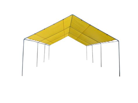 12 X 30 Standard Top Cover For 10 X 30 Frames Patio Canopy Canopy Frame