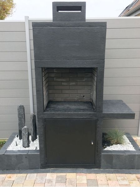 Barbecue Moderne en Pierre AV15M faites votre choix en ...