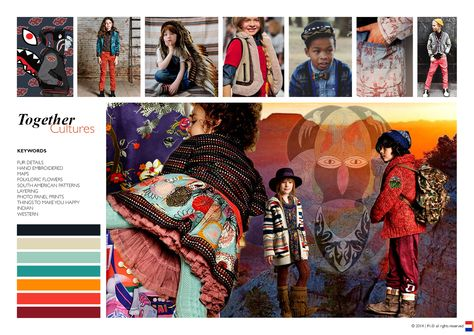 Cultures | Inspired by folkloristic art from native Americans