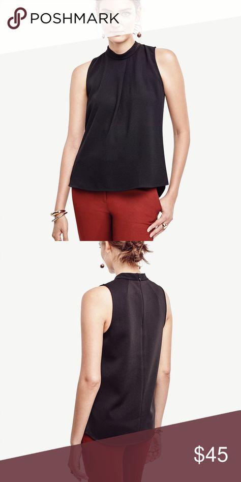7071386208e Theory Denata Sleeveless Crepe Shift Dress Size 2 Theory Denata dress in Piazza  crepe. Boat neckline. Sleeveless; thin shoulder cover…