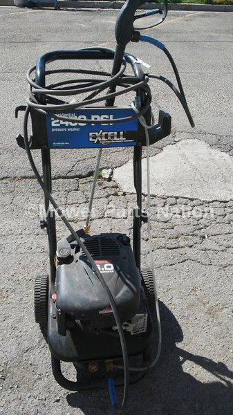Excell Devillbliss Pressure Washer Vr2400 1 Carburetor Pressure Washer Carburetor Washer
