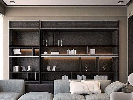 Pin By Mmm Arch On Interior Interior Cabinet Design Shelving