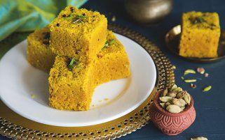 #MysorePak #Sweets #Desserts #Mithai #IndianSweets #IndianDesserts #IndianMithai #24CaratsSweets #OnlineDelivery #DeliveryInIndia #DeliveryInSurat #OrderOnline #DesiGhee #Ghee USA #UK #Canada