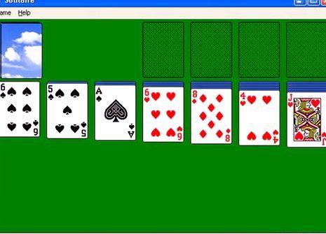 пасьянс косынка играть онлайн бесплатно без