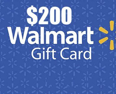 Score A 200 00 Walmart Gift Card Add Hello Steamykitchen Com To Your Contacts To Help Prevent Ema Walmart Gift Cards Gift Card Giveaway Amazon Gift Card Free