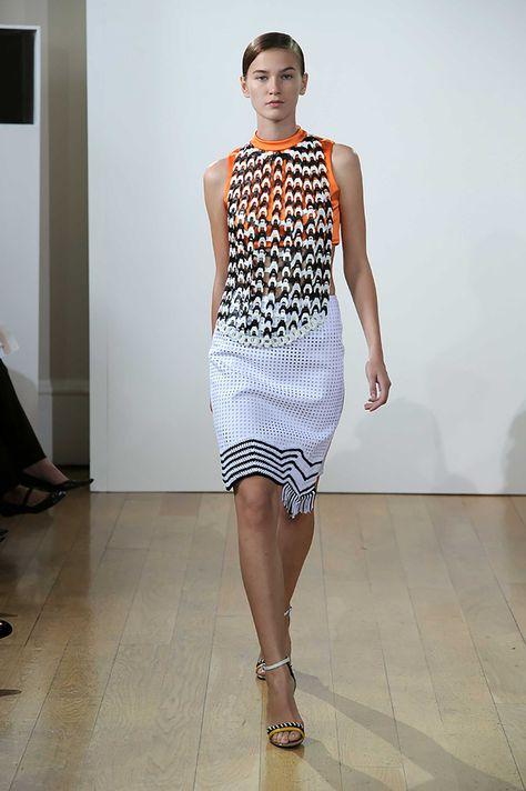 Kleider mode sommer 2012