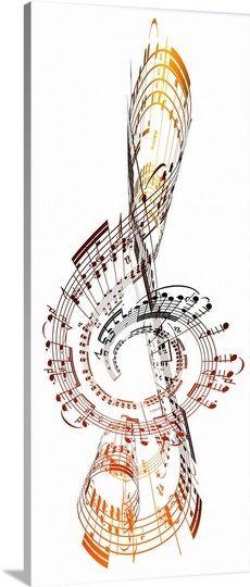 New Tattoo Music Art Treble Clef Ideas Music Lyrics, Music Quotes, Piano Quotes, Good Music, My Music, Music Is Art, Music Wall Art, Tattoo Noten, Pop Art Bilder