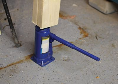 Fixing A Damaged Floor Joist Home Repair Diy Repair Flooring