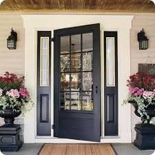 23 Simple Ways To Boost Your Home S Curb Appeal Front Door Design House Exterior Front Door